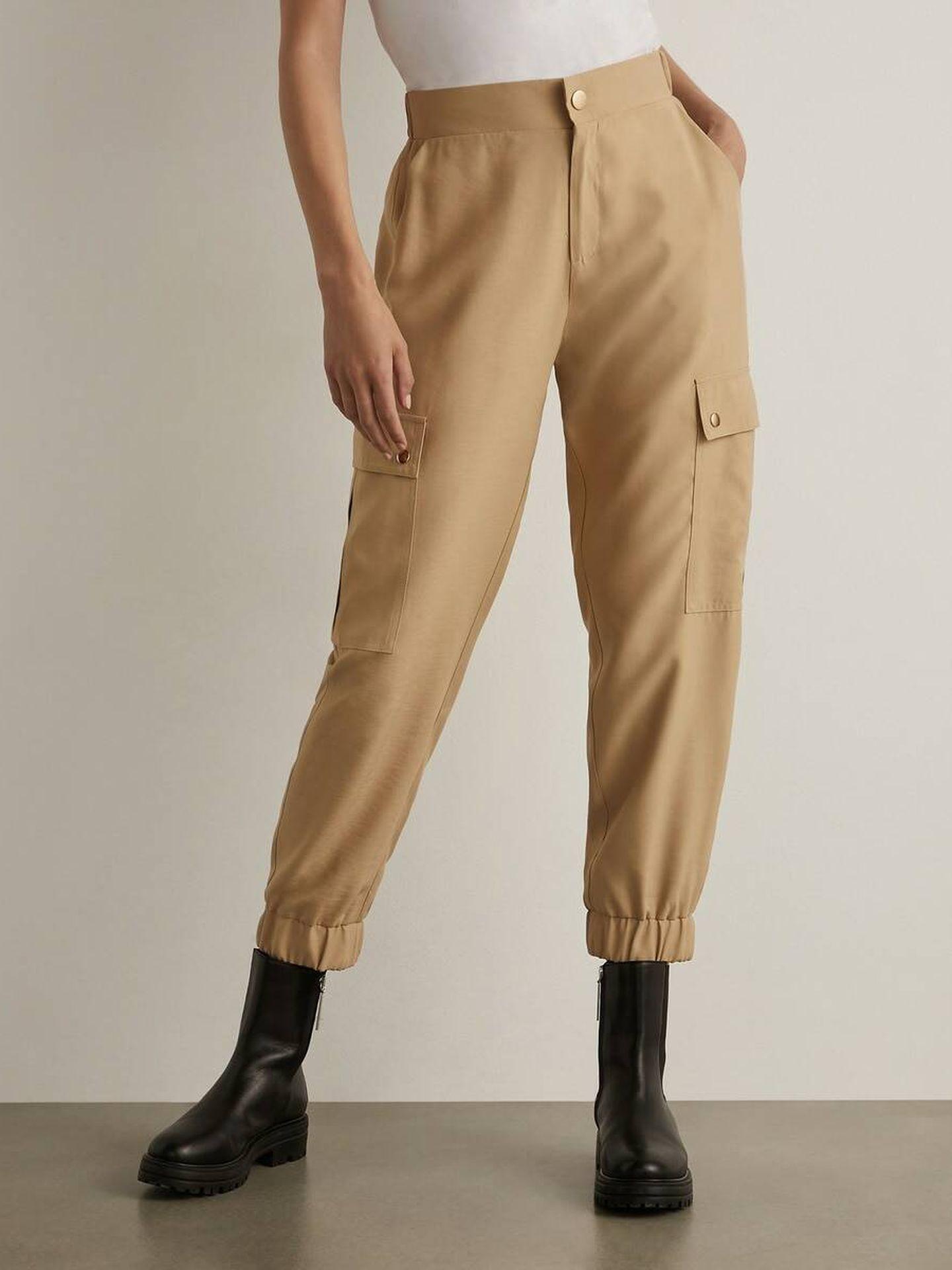 Pantalón Formula Joven a la venta en El Corte Inglés. (Cortesía)
