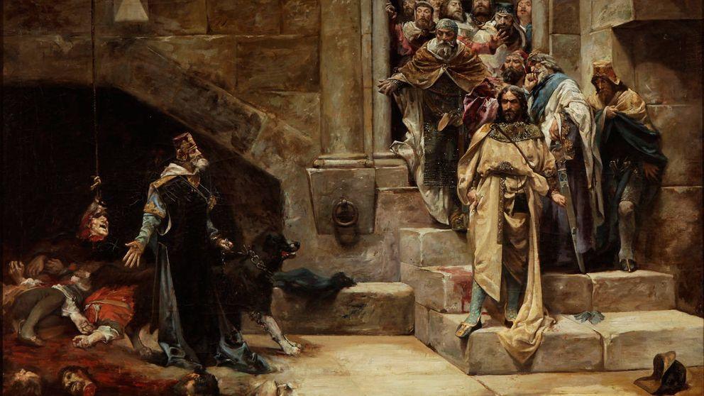 La matanza de nobles de la campana de Huesca