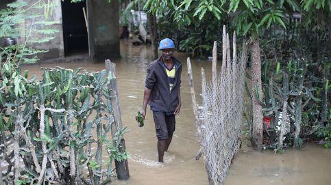 Inundaciones en Haití
