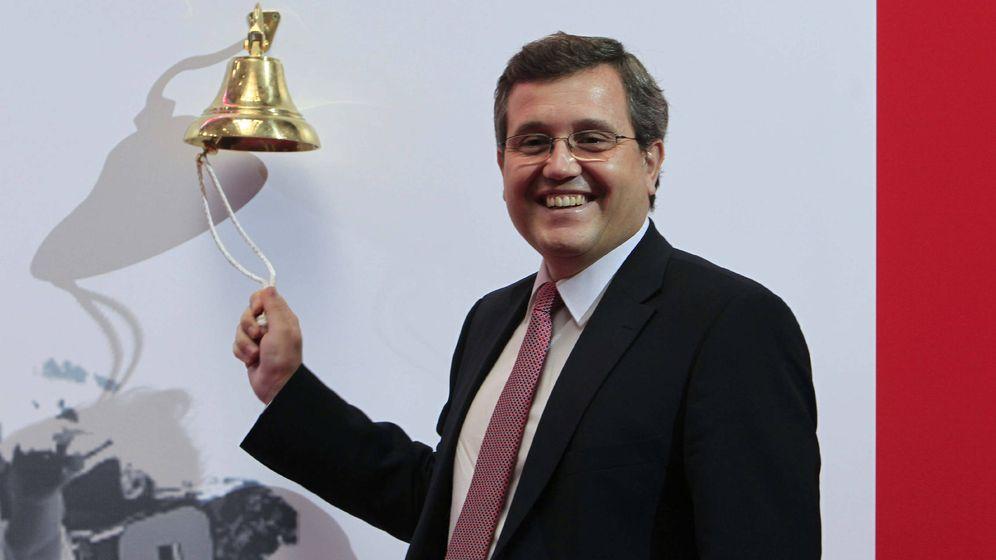 Foto: El consejero delegado de supermercados Día, Ricardo Currás. (EFE)