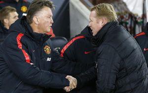 El Southampton de Koeman deja en evidencia al United de Van Gaal