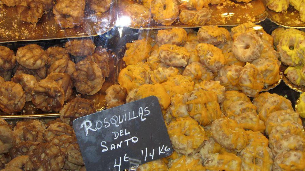 Foto: Rosquillas de San Isidro (EFE)