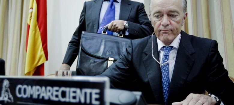 Foto: El presidente del Administrador de Infraestructuras Ferroviarias (ADIF), Gonzalo Ferre. (EFE)