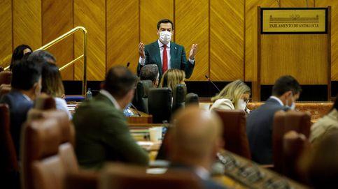 El ultimátum de Vox impide a Andalucía aprobar medidas anticovid urgentes