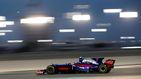 El cabreo más fuerte de Sainz: de ser el más rápido a acabar tirado en la cuneta