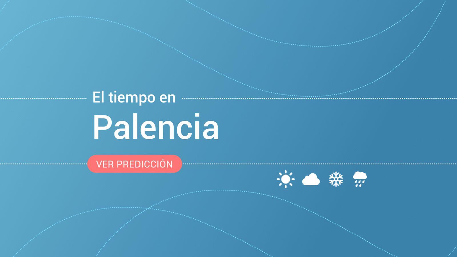 Foto: El tiempo en Palencia. (EC)