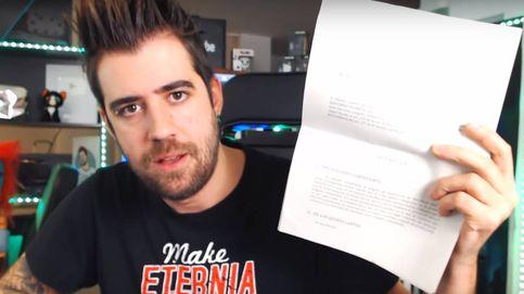 El presidente del Barça denunció al 'youtuber' AuronPlay por llamarle Nobita