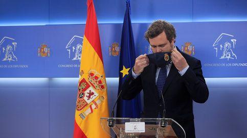 Vox, sobre el PP y Génova: No hablaremos mal del PP en estos momentos difíciles