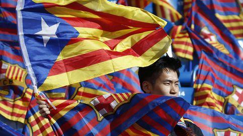 Un juez de Madrid avala que las esteladas de la final de Copa son libertad de expresión