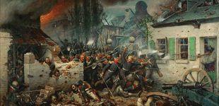 Post de ¿Perdió Napoleón en Waterloo por la erupción de un volcán en Indonesia?