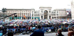 Post de La extrema derecha europea renace en Milán:
