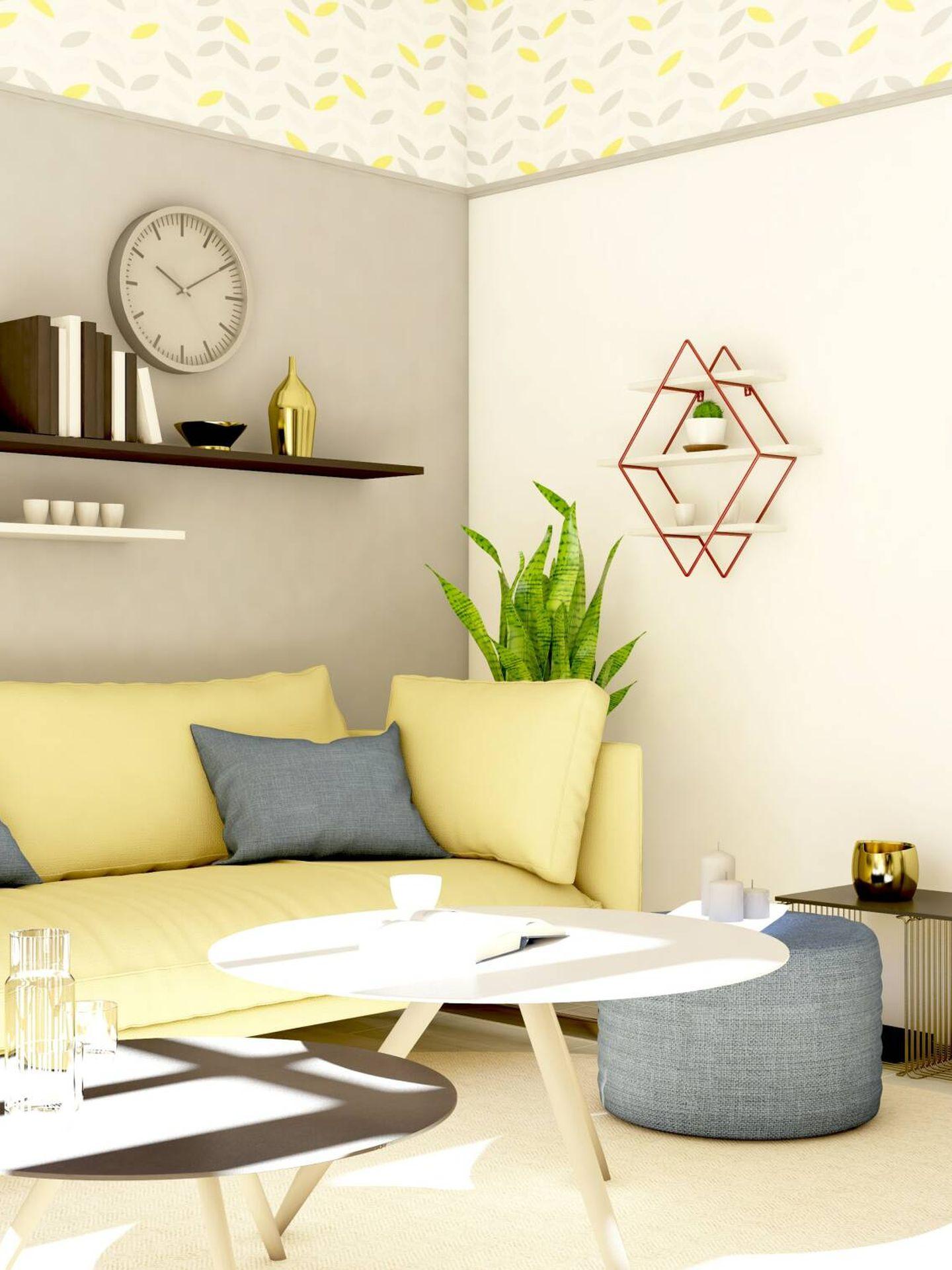 Decora tu casa con colores antiestrés. ( Maiar Shalaby para Unsplash)