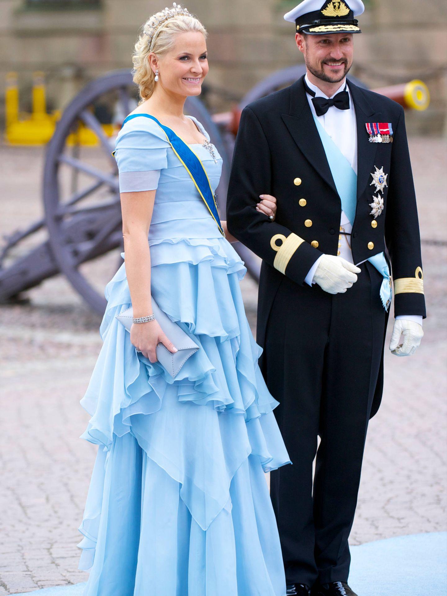 El príncipe Haakon y Mette-Marit. (Limited Pictures)