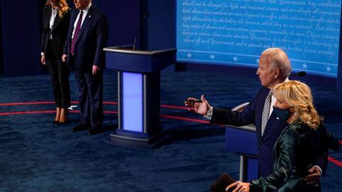 Biden da negativo en la prueba de covid pese a compartir escenario con Trump