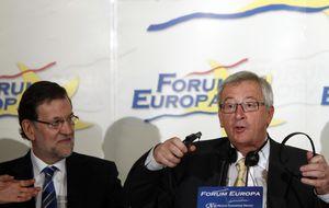 Juncker acude a la Moncloa a oír la petición de Rajoy: colocar a Cañete