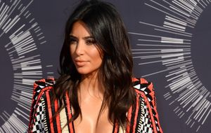 Kim Kardashian: su truco make up