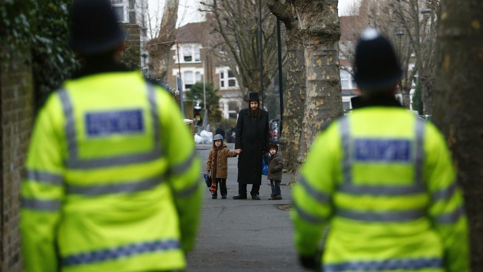¿Es Reino Unido antisemita?