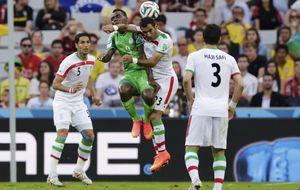 Irán y Nigeria bajan el listón del Mundial tras un paupérrimo 0-0