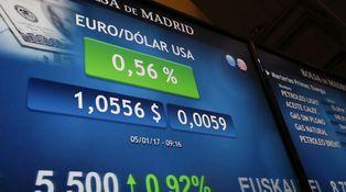Un euro fuerte sorprende a los inversores