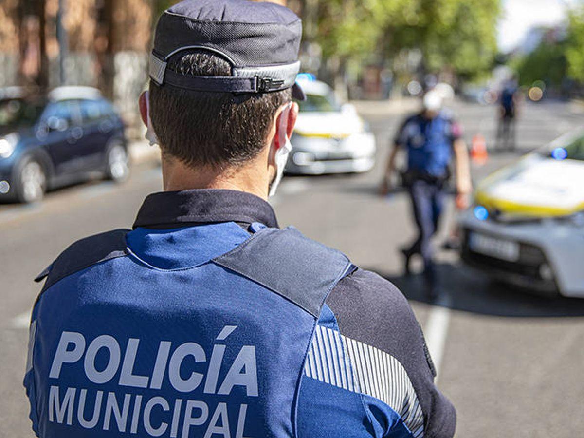 Foto: Foto: Policía Municipal de Madrid.