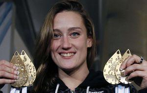 Belmonte y Villota, sonrisas y lágrimas del deporte femenino