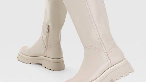 Estas botas de agua de Stradivarius son tan cool que querrás llevarlas llueva o no