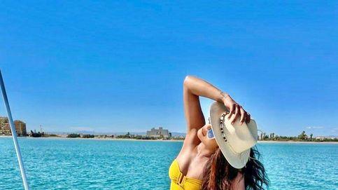 Priyanka Chopra, días de sol, playa y mucha paella en Valencia