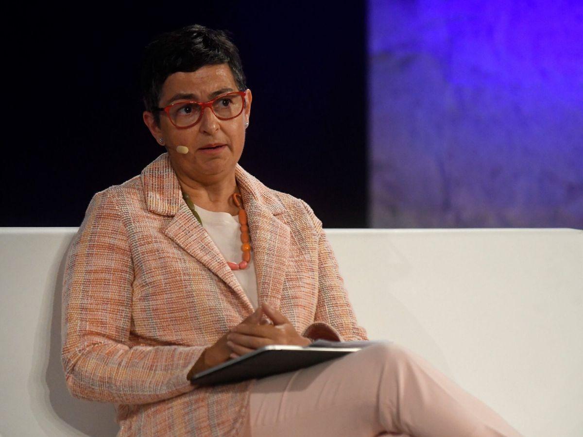 Foto: La exministra de Exteriores Arancha González Laya. (EFE)