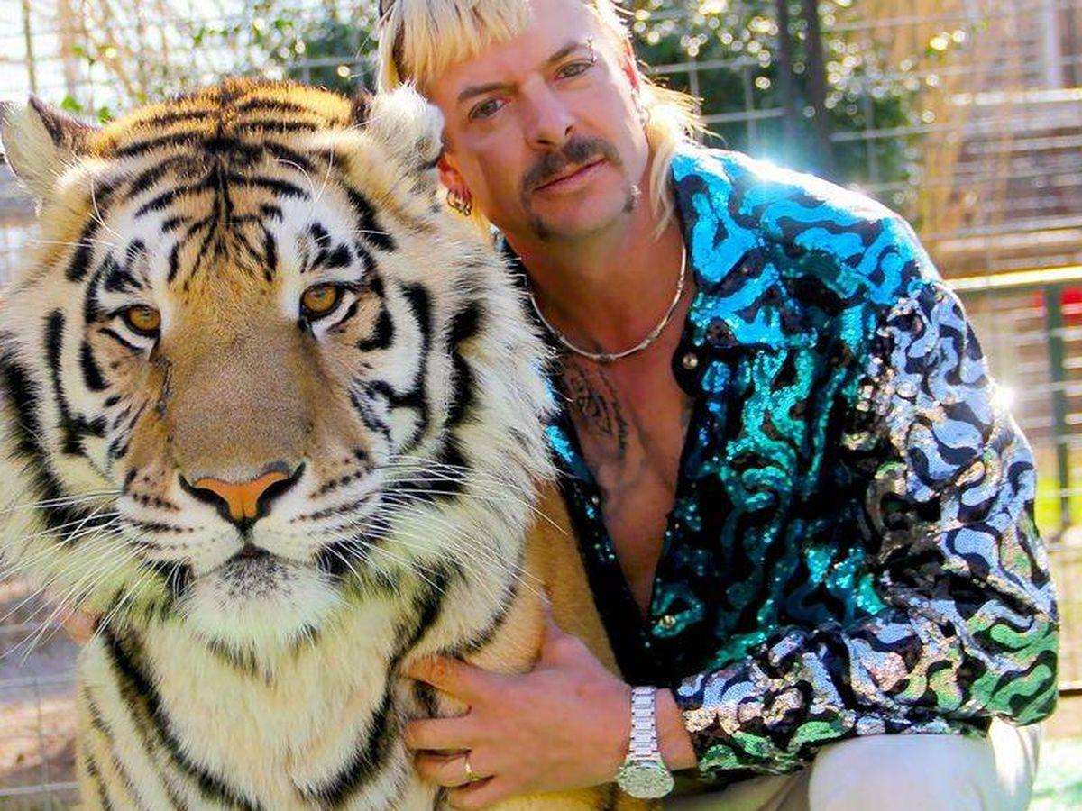 Foto: Joe Exotic es 'Tiger King'. (Netflix)