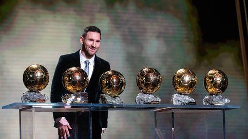 De Leo Messi a Antoine Griezmann, lo mejor y lo peor del Balón de Oro