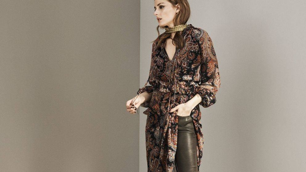 De Chiara Ferragni a Olivia Palermo: todas llevan leggings de vinilo