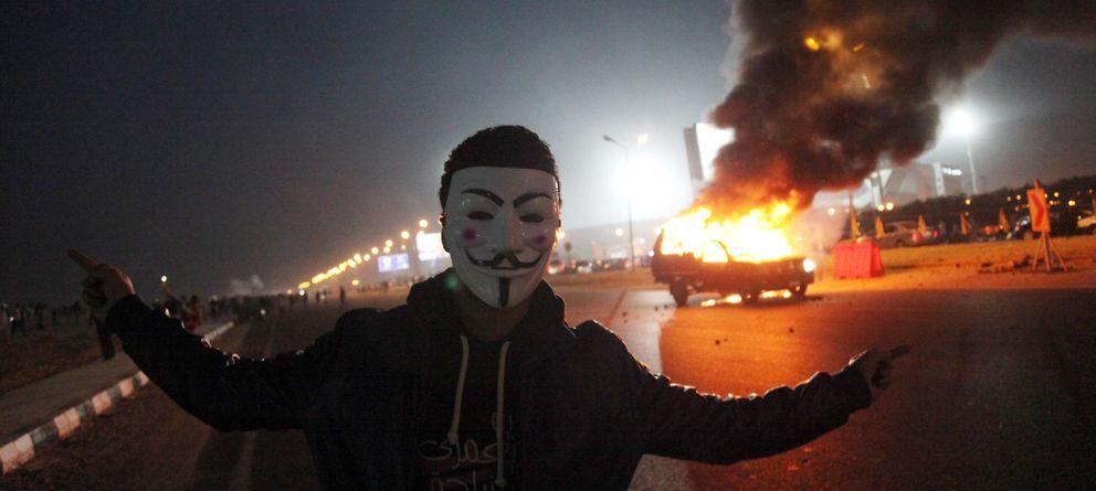 Foto: Al menos 22 muertos en peleas entre ultras de Zamalek y ENPPI y policías en El Cairo