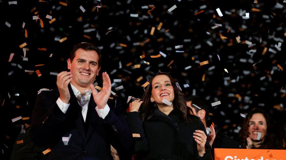 Cs impulsará el 'efecto Arrimadas' por toda España para las elecciones de 2019