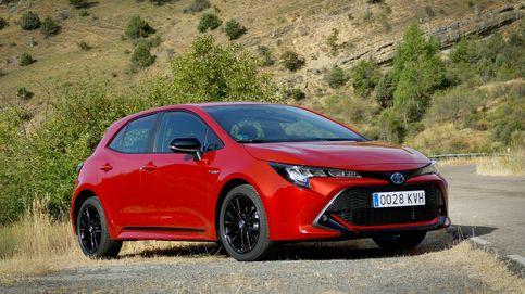 El ahorro de gasolina del nuevo Toyota Corolla, un coche híbrido de poco consumo