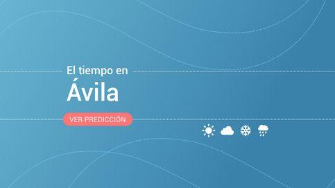 El tiempo en Ávila: previsión meteorológica de hoy, lunes 21 de octubre