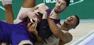 Post de Los cuatro golpes del Barcelona al Real Madrid y la broma de Pablo Laso