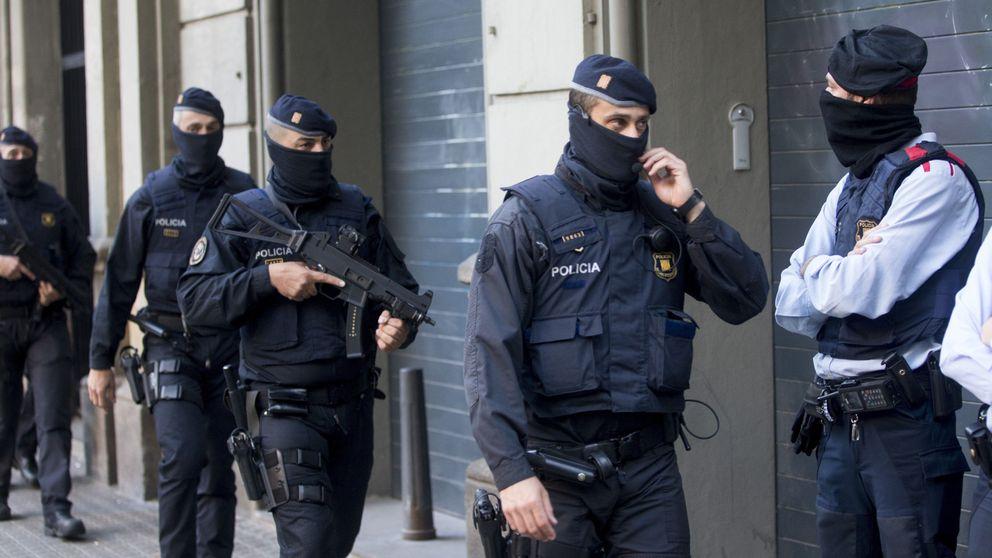 Cuatro detenidos en Barcelona vinculados a los atentados yihadistas de Bruselas