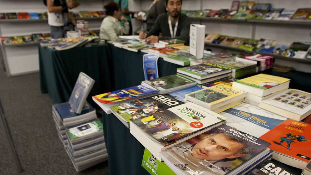 Foto: La literatura deportiva está en auge. (EFE)