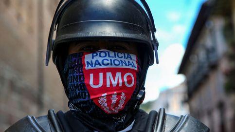 Las calles de Ecuador se llenan de protestas contra el presidente Lenin Moreno