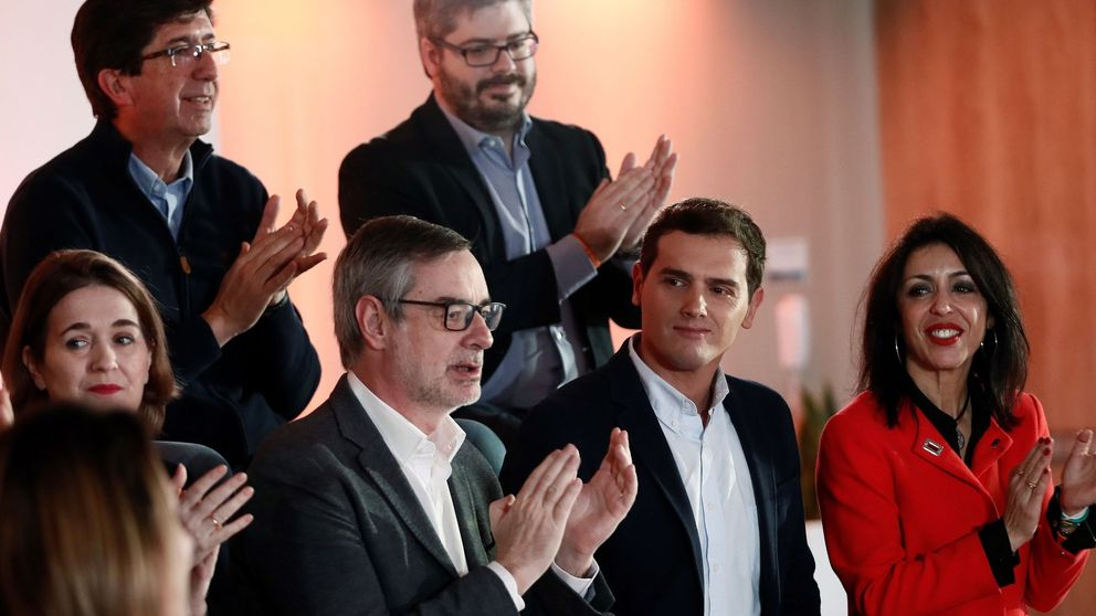 Rivera lanza su estrategia para mayo: Será un plebiscito. Cs o Pedro Sánchez