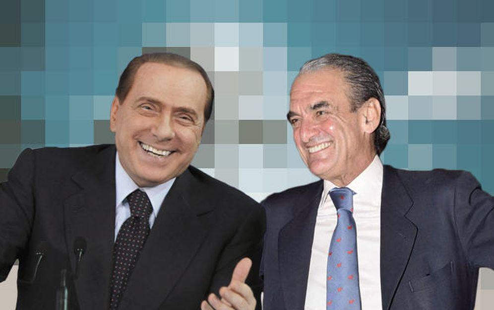 Foto: Silvio y Mario