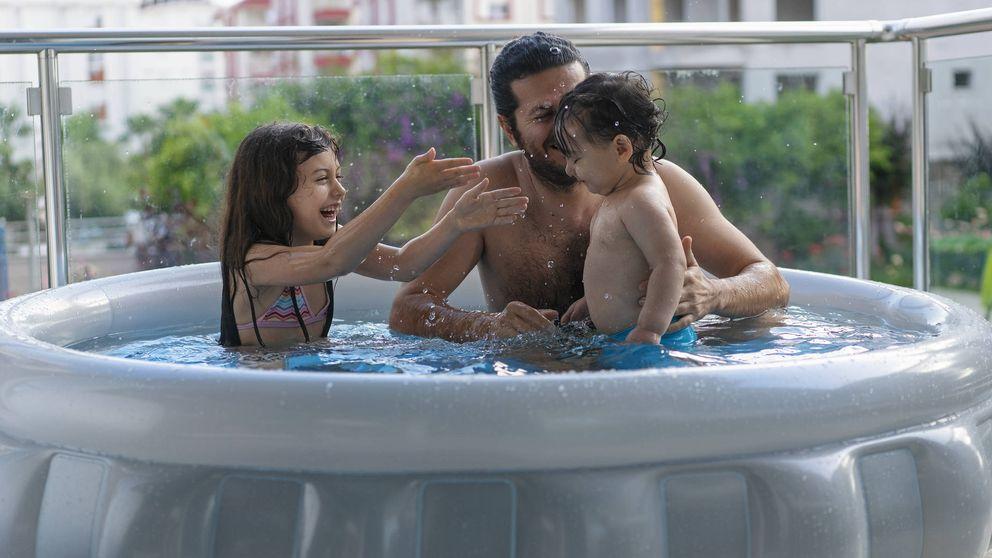 Todo lo que debes saber si quieres poner una piscina hinchable en tu terraza