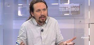 Post de Pablo Iglesias habla de sus hijos en televisión: