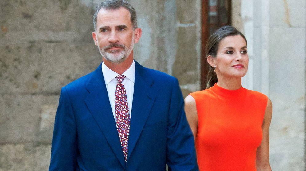 Foto: El rey Felipe y la reina Letizia, en una imagen de archivo. (Getty)