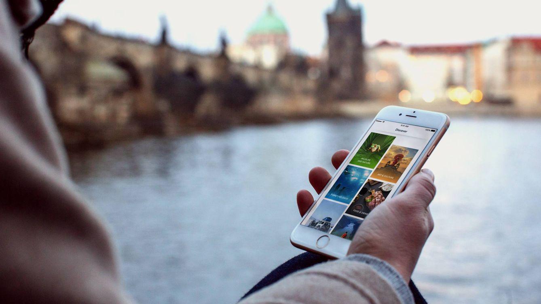 Las viejas (y famosas) guías de viajes cambian el papel por el 'smartphone'