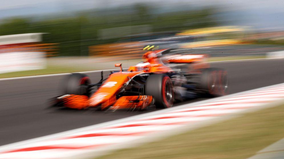 Foto: McLaren puntuó en el GP de Hungría. (Reuters)