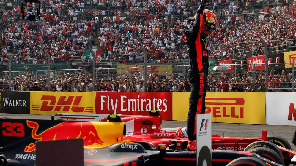 Foto: Max Verstappen obtuvo una victoria espectacular en México, en una carrera que define su persona. (Reuters)