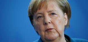 Post de Merkel, en cuarentena tras tener contacto con un médico infectado por Covid-19