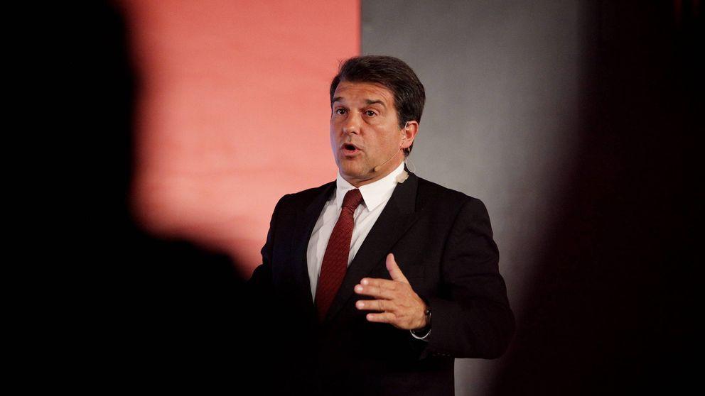 Joan Laporta, contra la Generalitat por una reclamación de 16 millones