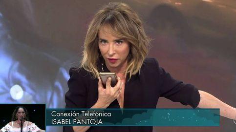 Patiño, de llamar egoísta a Isabel Pantoja a recular en directo en el 'Deluxe'